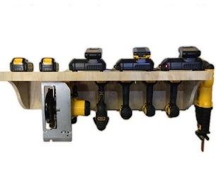 Modular Tool Charging Station