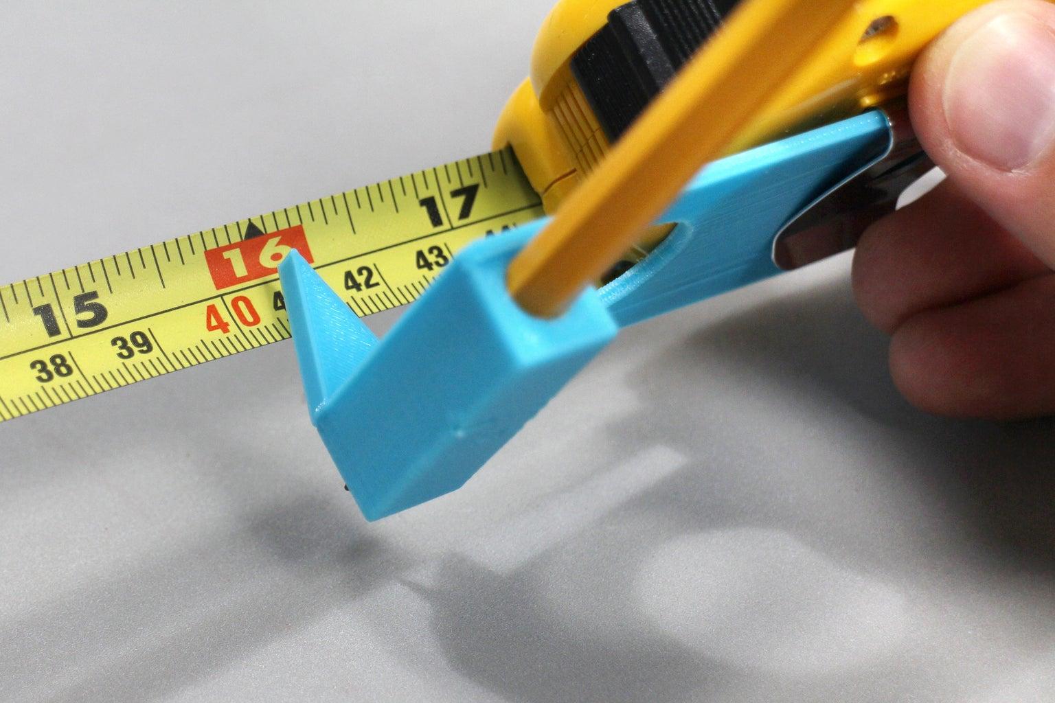 Start Measuring!