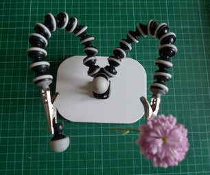 Improved GorillaPod Helping Hands Tool
