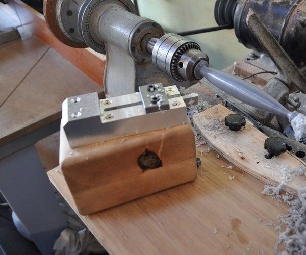 Pattern/Duplicating Wood Lathe
