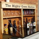 Wall Mounted Drop Down Pallet Bar