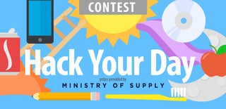 Hack Your Day Contest