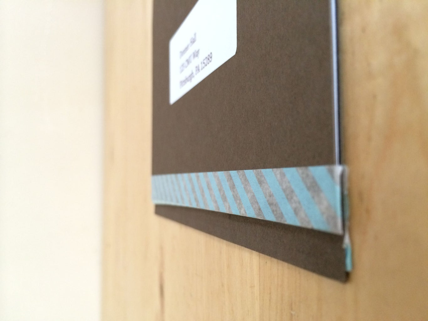 Laser Cut Wedding Invitations [Mailing Jacket and Card]