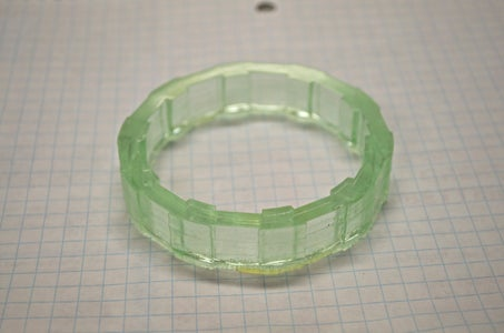 The Mag-Coil Ring