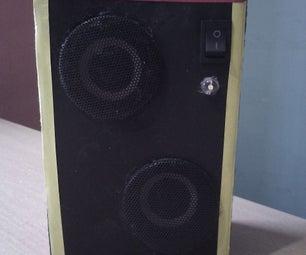 How to Make a Bluetooh Speaker