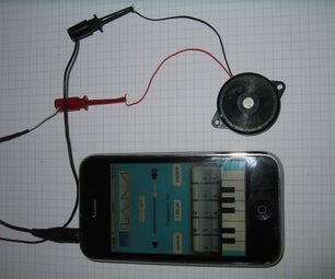 IPhone As a Frequency Generator