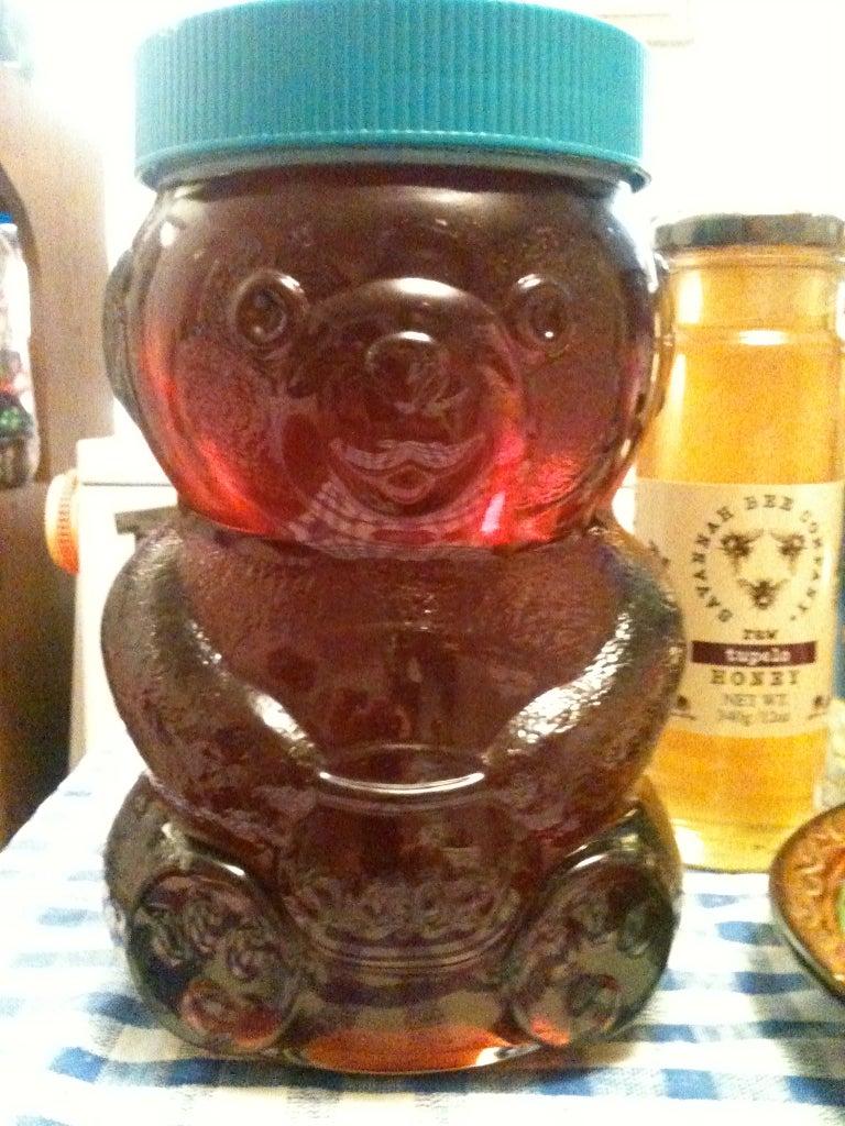 The Great Honey Bear