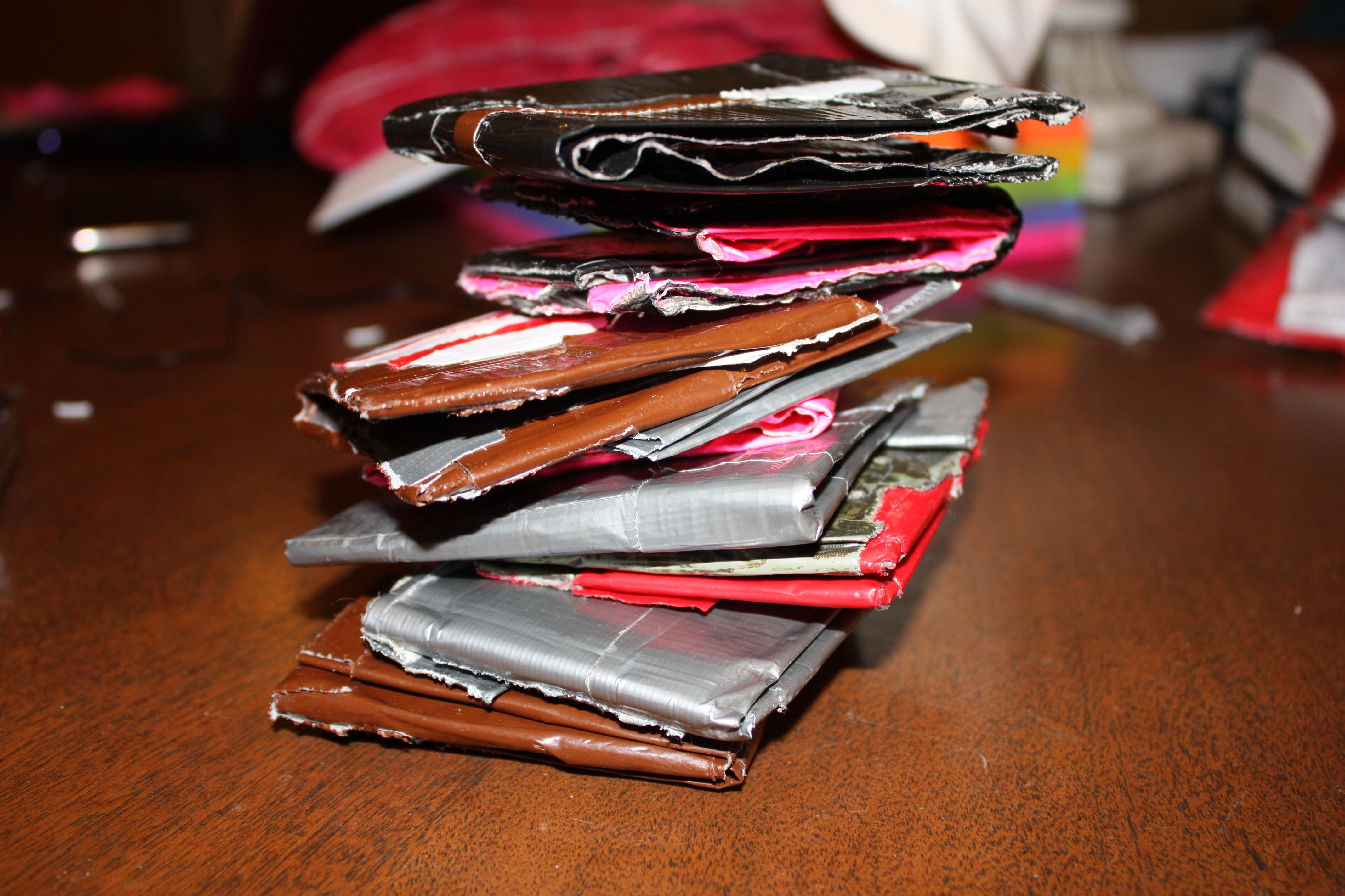 ducktape wallet
