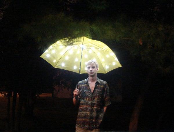 Electric Umbrella