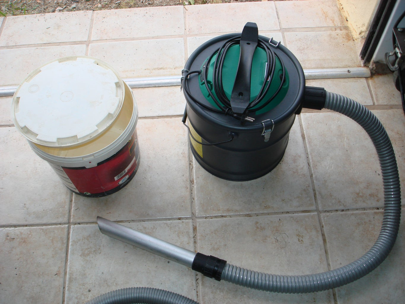 Water Filter for Fireplace Ash Vacuum Cleaner