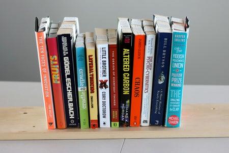Insert Books to Test