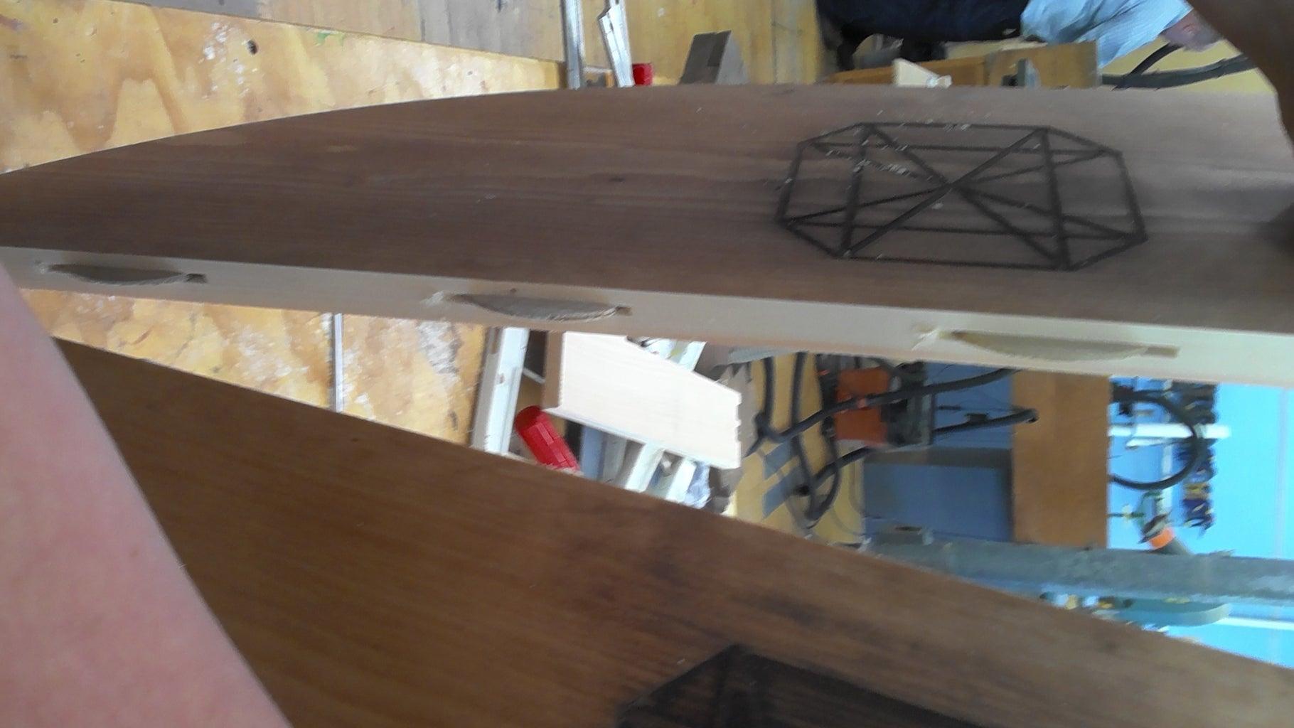 Gluing the Board