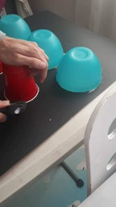 Step 4: Attach the Cups