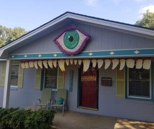 Monster House for Halloween