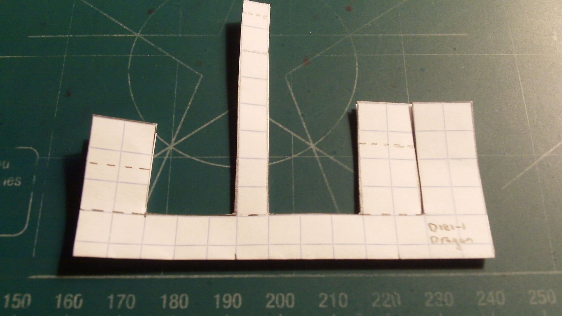 Making the Rudder and the Fuselage