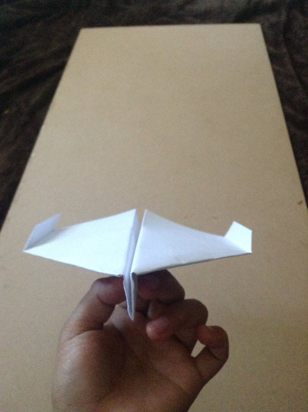 Fast,cool Paper Airplane