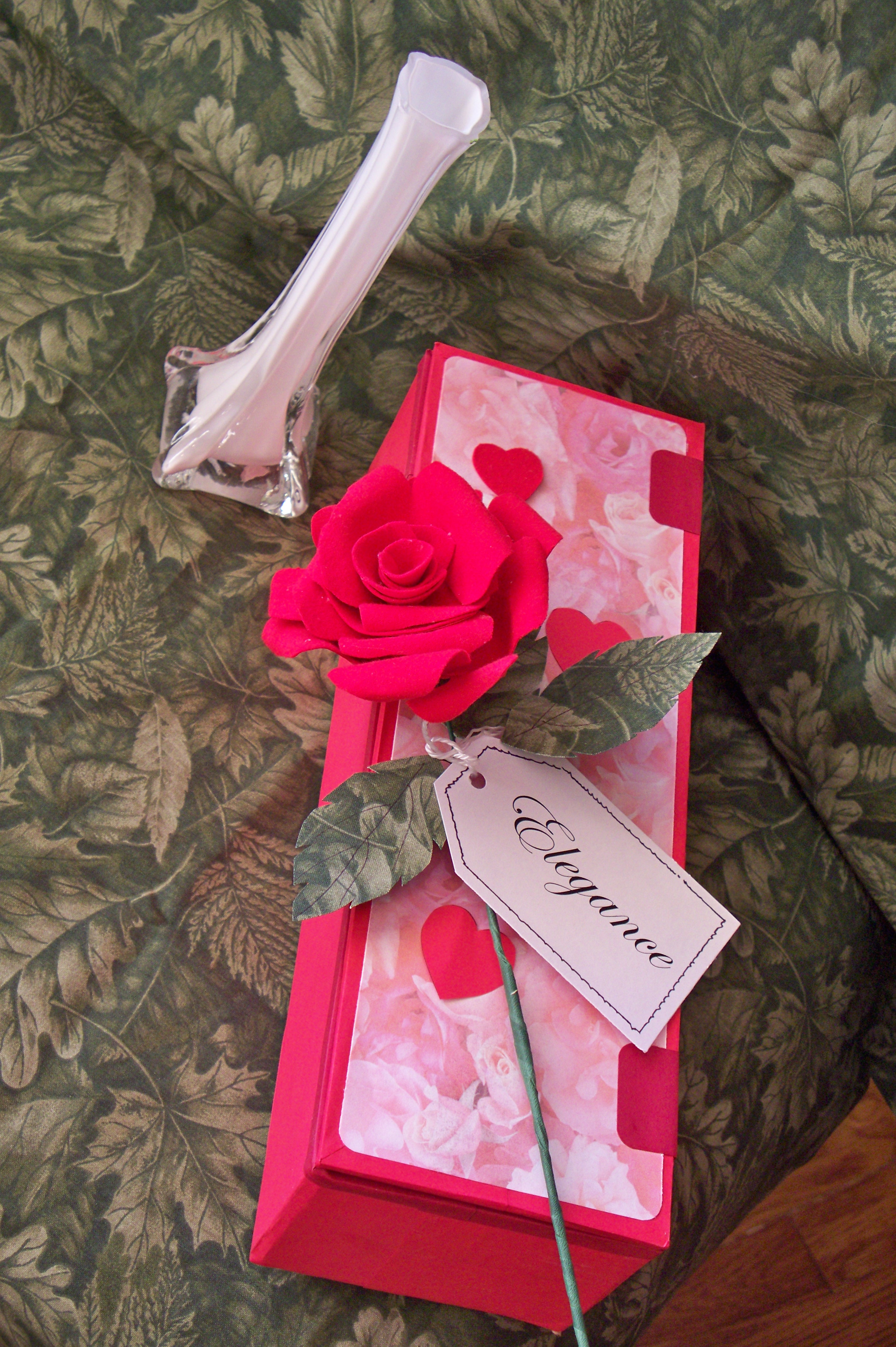 Make A Special Valentine Gift