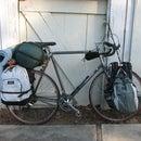 Bike rack, panniers, adventures: 4 Packs, Trailers and fun.