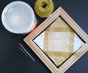 Secrets of Diagonal Weaving