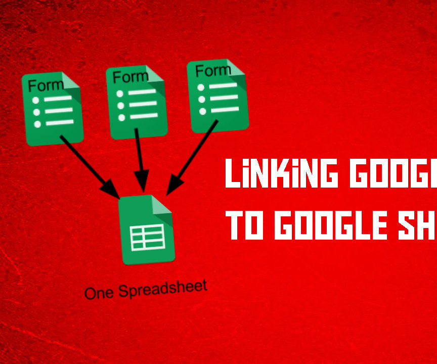 Linking google forms to google sheets
