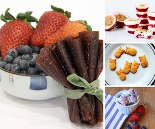 Summer Snacks for Kids
