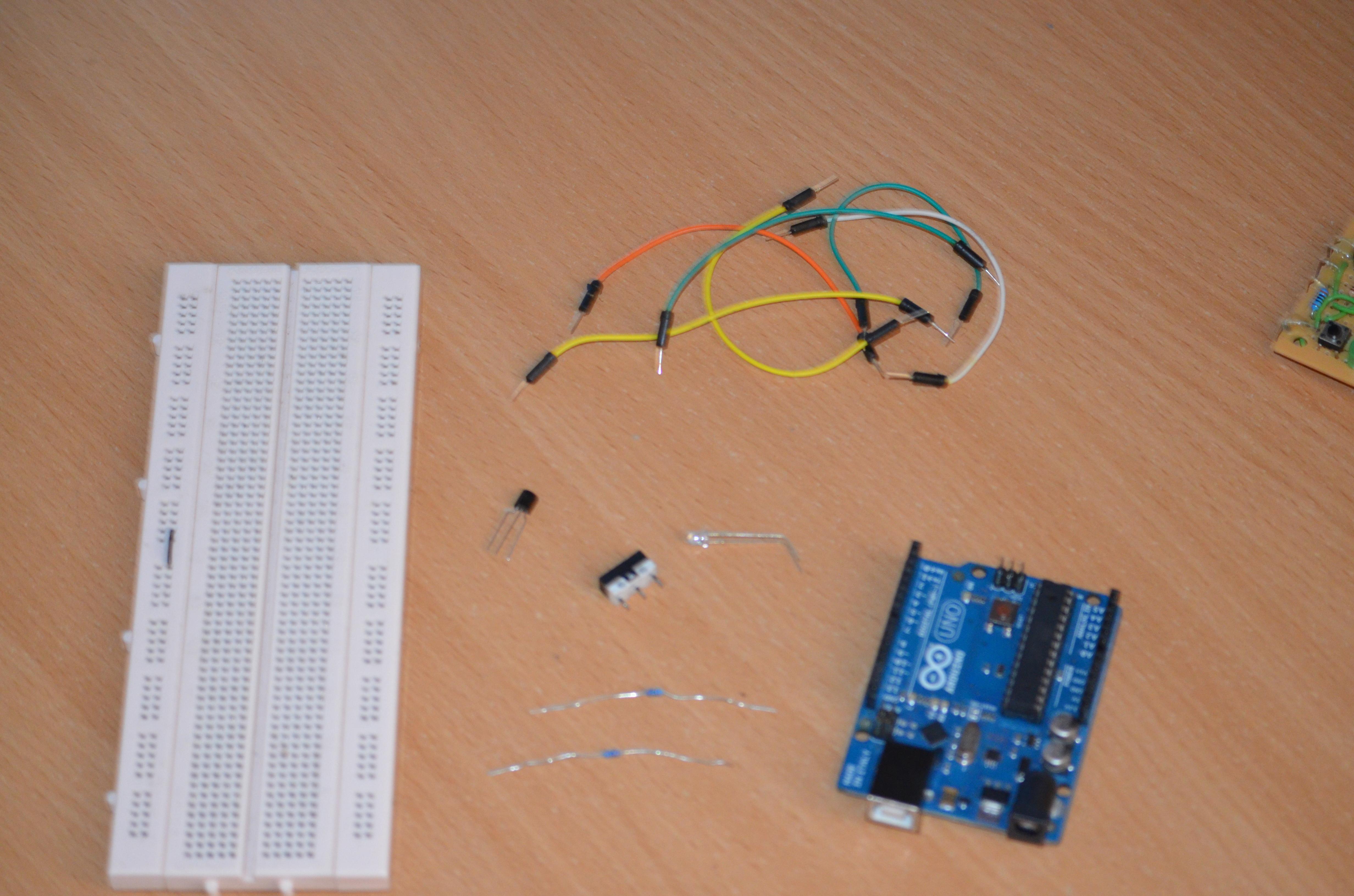 Arduino TV-B-Gone