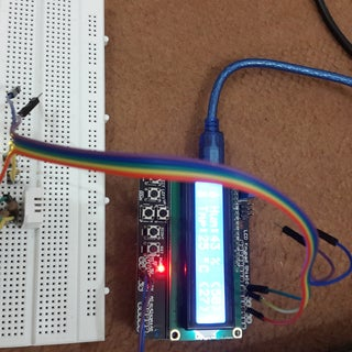 Sky Control V1 - Temperature and Humidity Controller With Relays