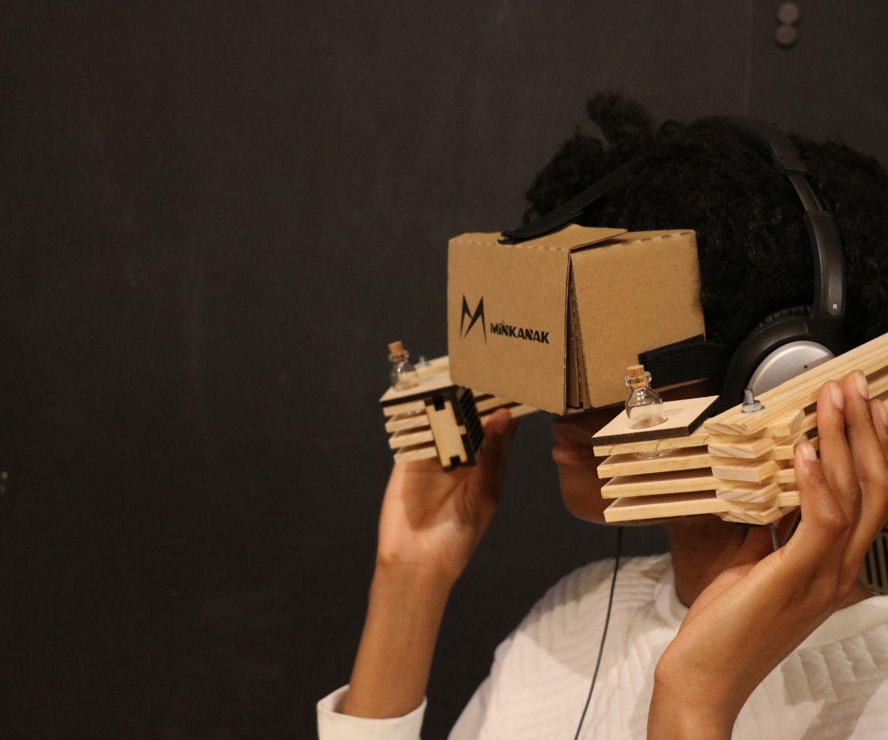 Multi-Sensory Virtual Reality Experience