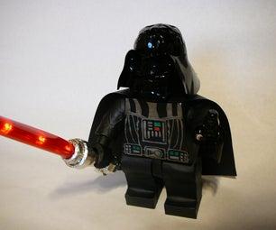 Making BIG Lego Darth Vader
