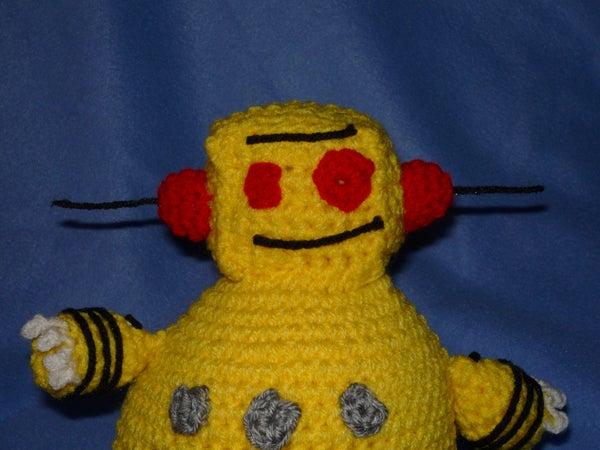 Instructables Robot Amigurumi