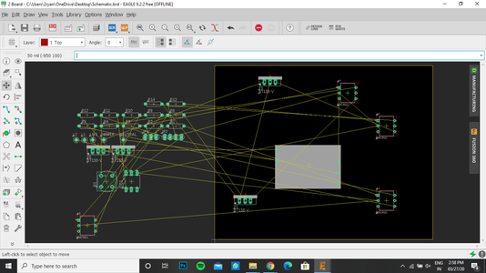 PCB Designing Using Eagle Cad (Part -3)