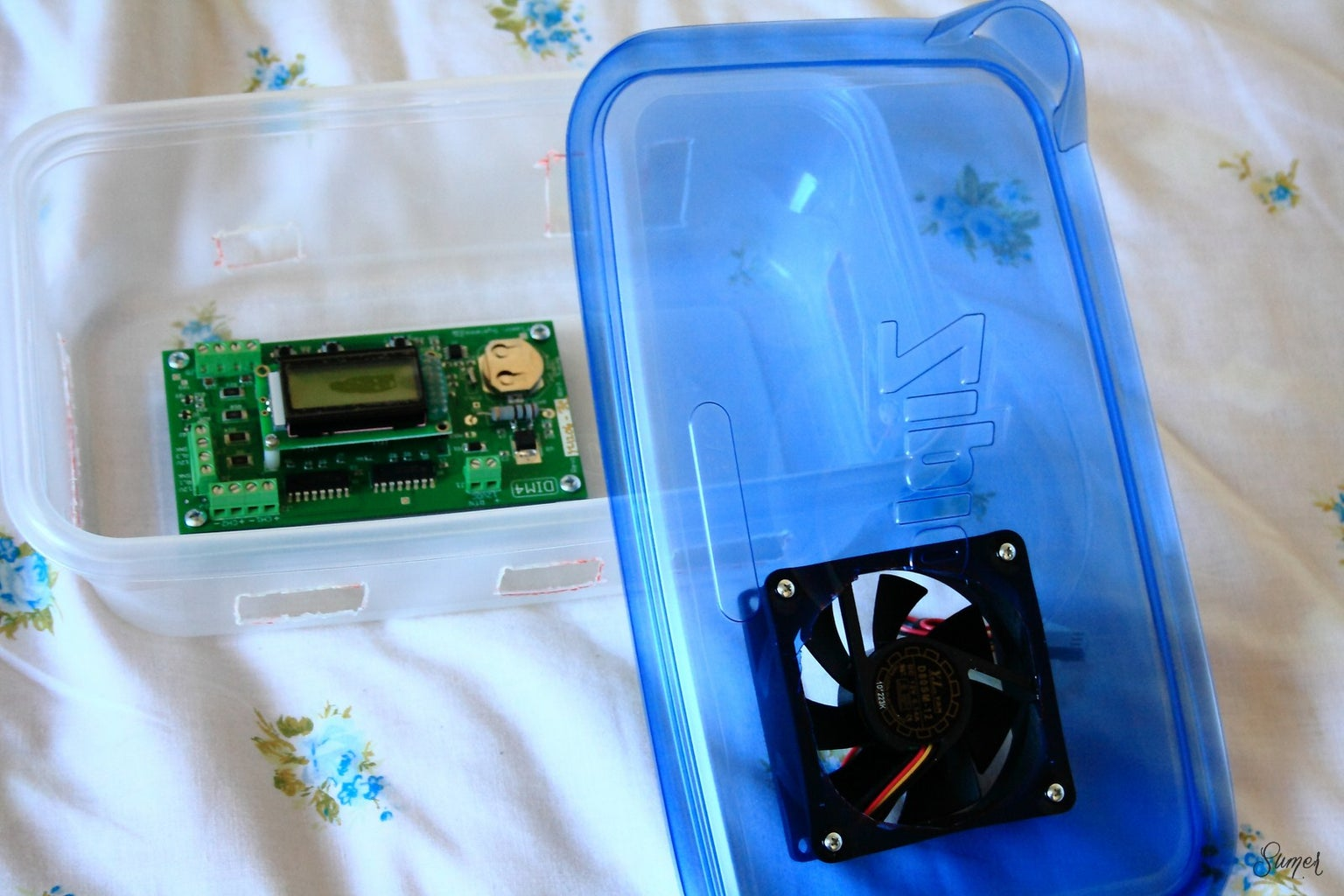 Putting the Driver and DIM4 in a Box
