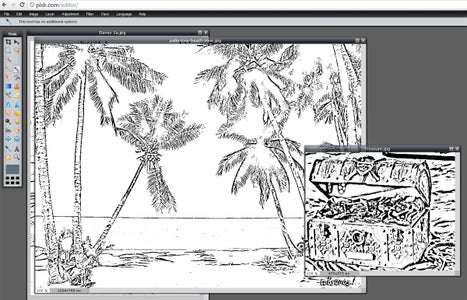 Turn Your Images Into Outlines