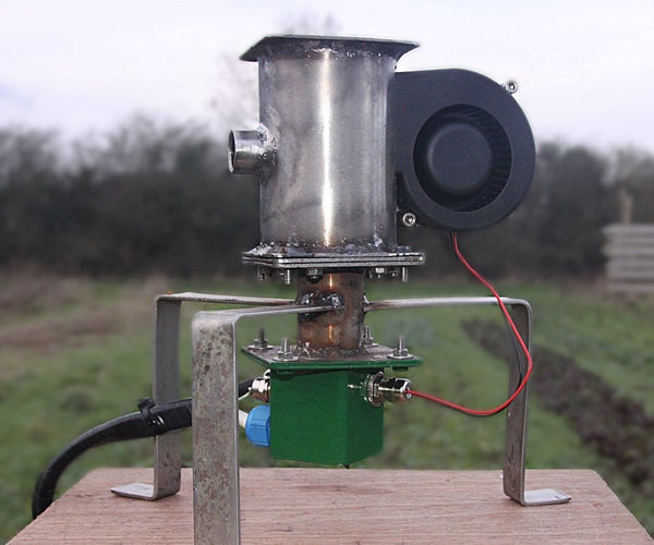 Arduino Controlled Beehive Fumigator / Air Freshener