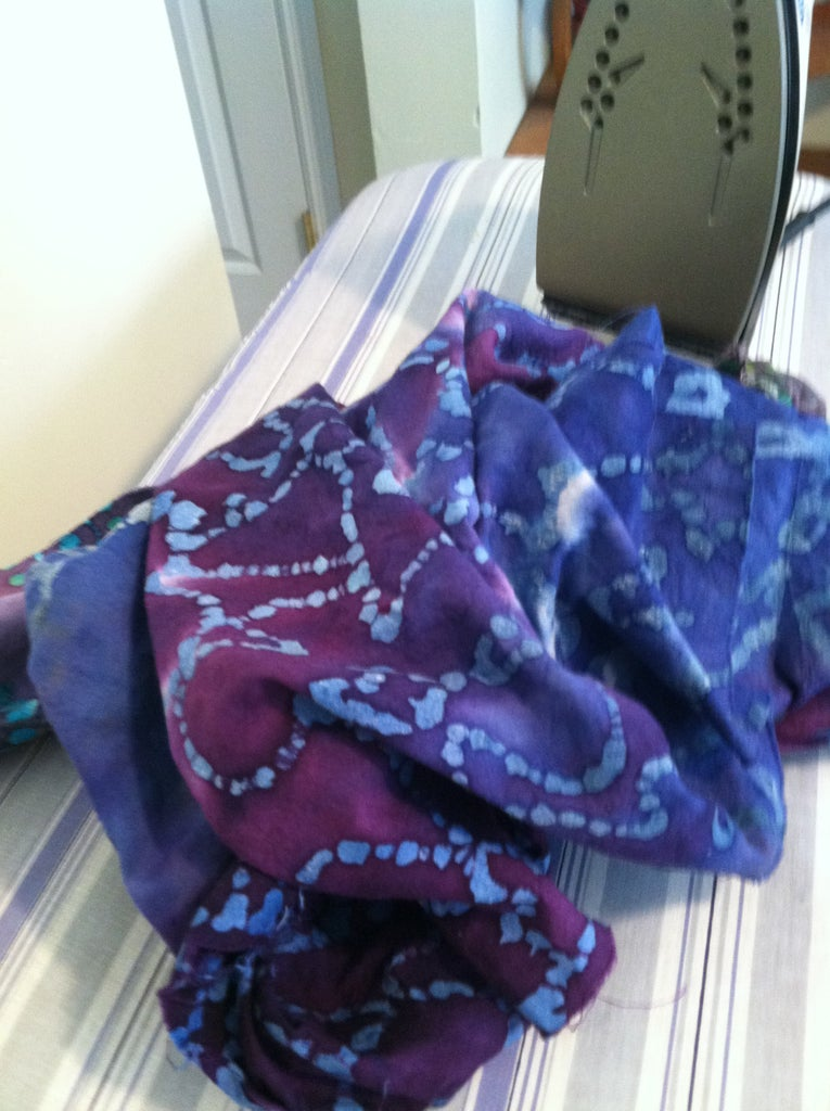 Wash and Pre-shrink Your Fabric