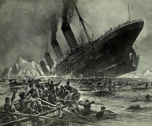 Surviving a Titanic- Like Mishap at Sea