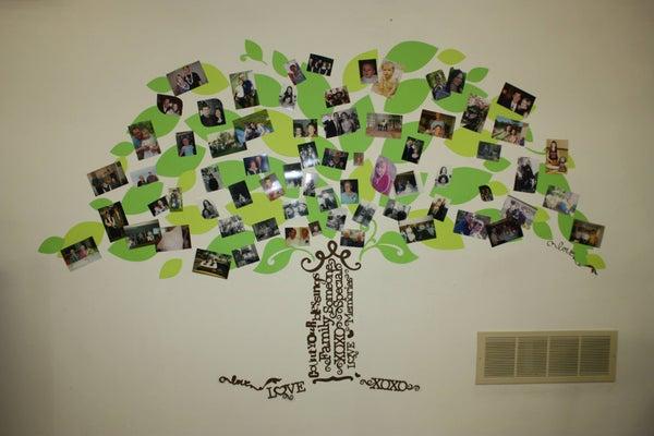 Paper Family Tree