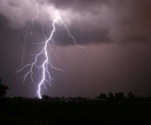Lightning! the Lightning Detector for Raspberry Pi Weather Station (Updated)