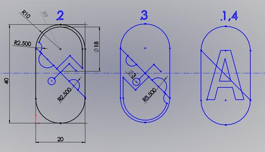 Designing the Locket.