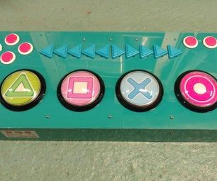 Project Diva FT/CT Arcade Controller