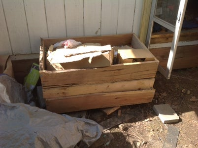 Worm Bins - Vermi-composting With Rabbits