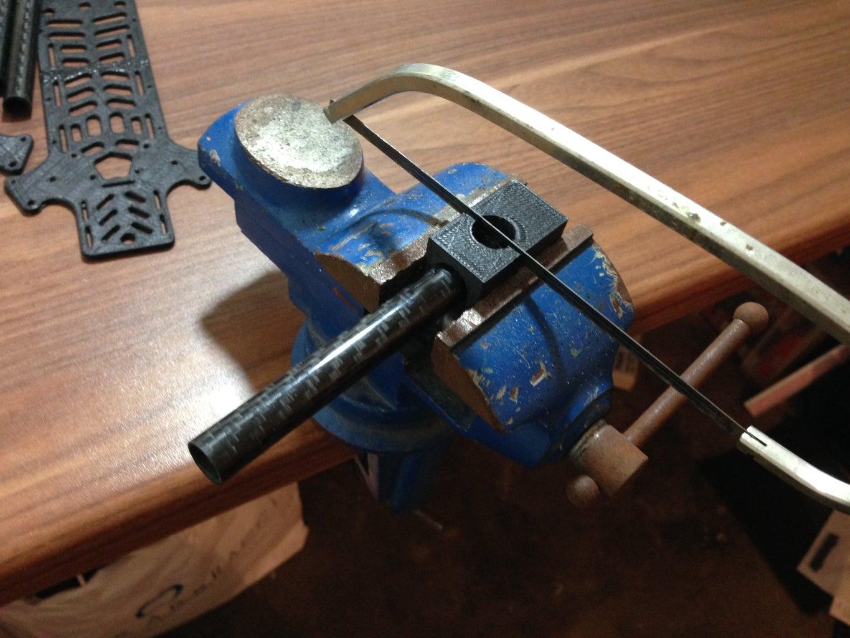 Cutting the Carbon Fiber