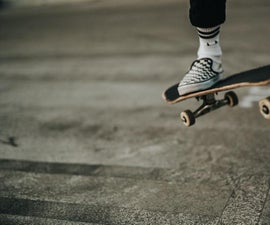 How to Ollie on Your Skateboard
