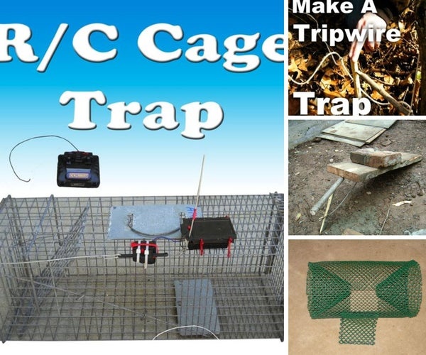 Traps and Snares.