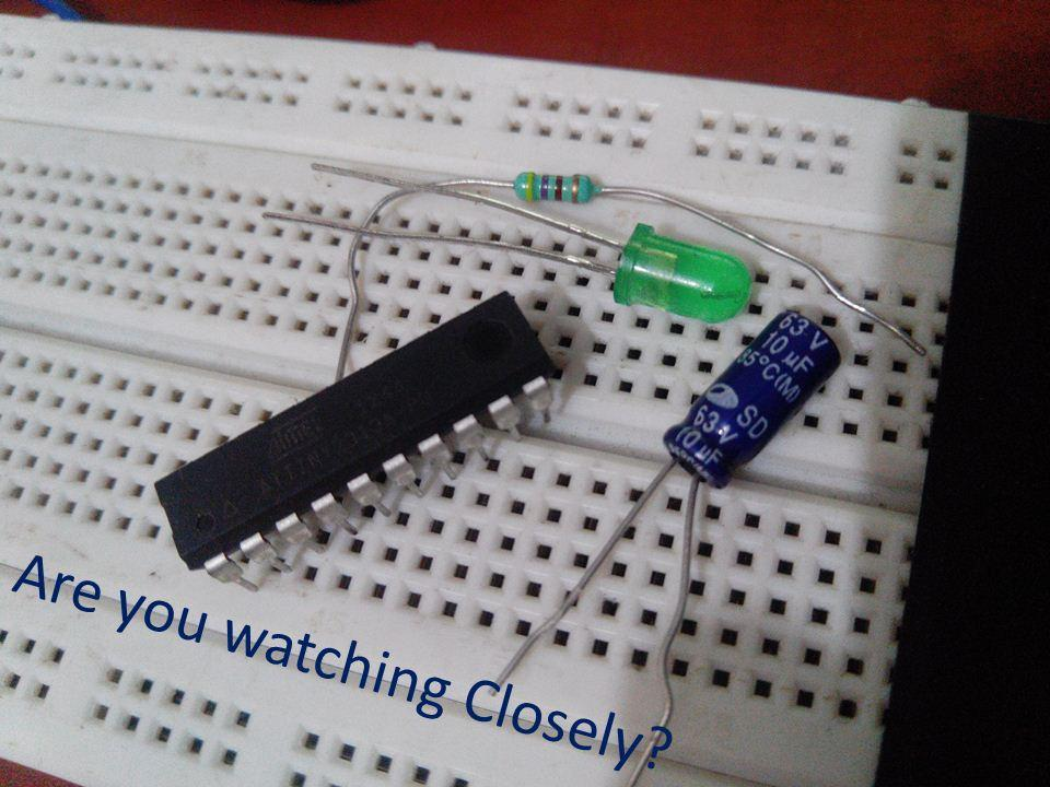 ATtiny2313 Development using Arduino