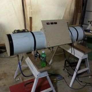Vacuum Kiln or Atomic Bomb -- You Decide
