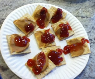 PB&J Crackers