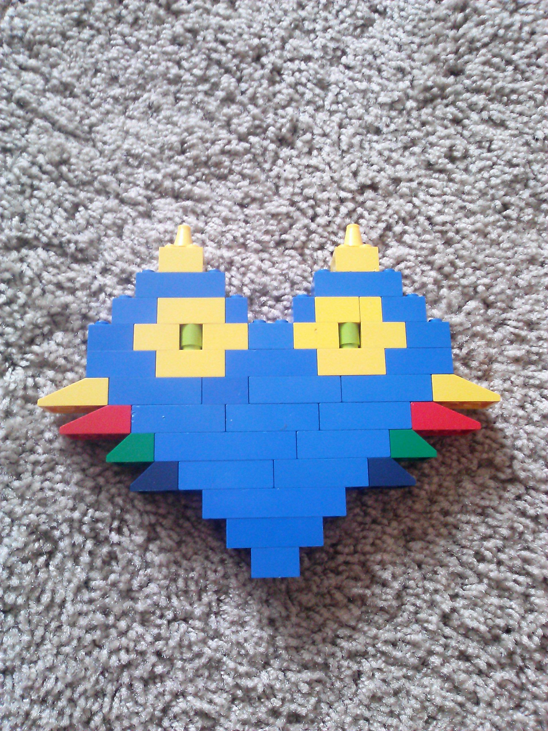 Lego Majora's Mask