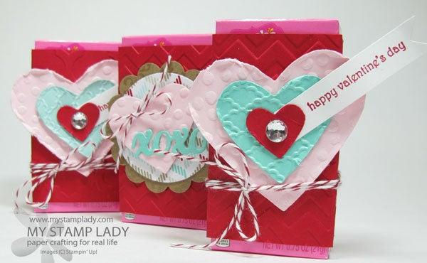 DIY Embellished Valentine's Day Treat