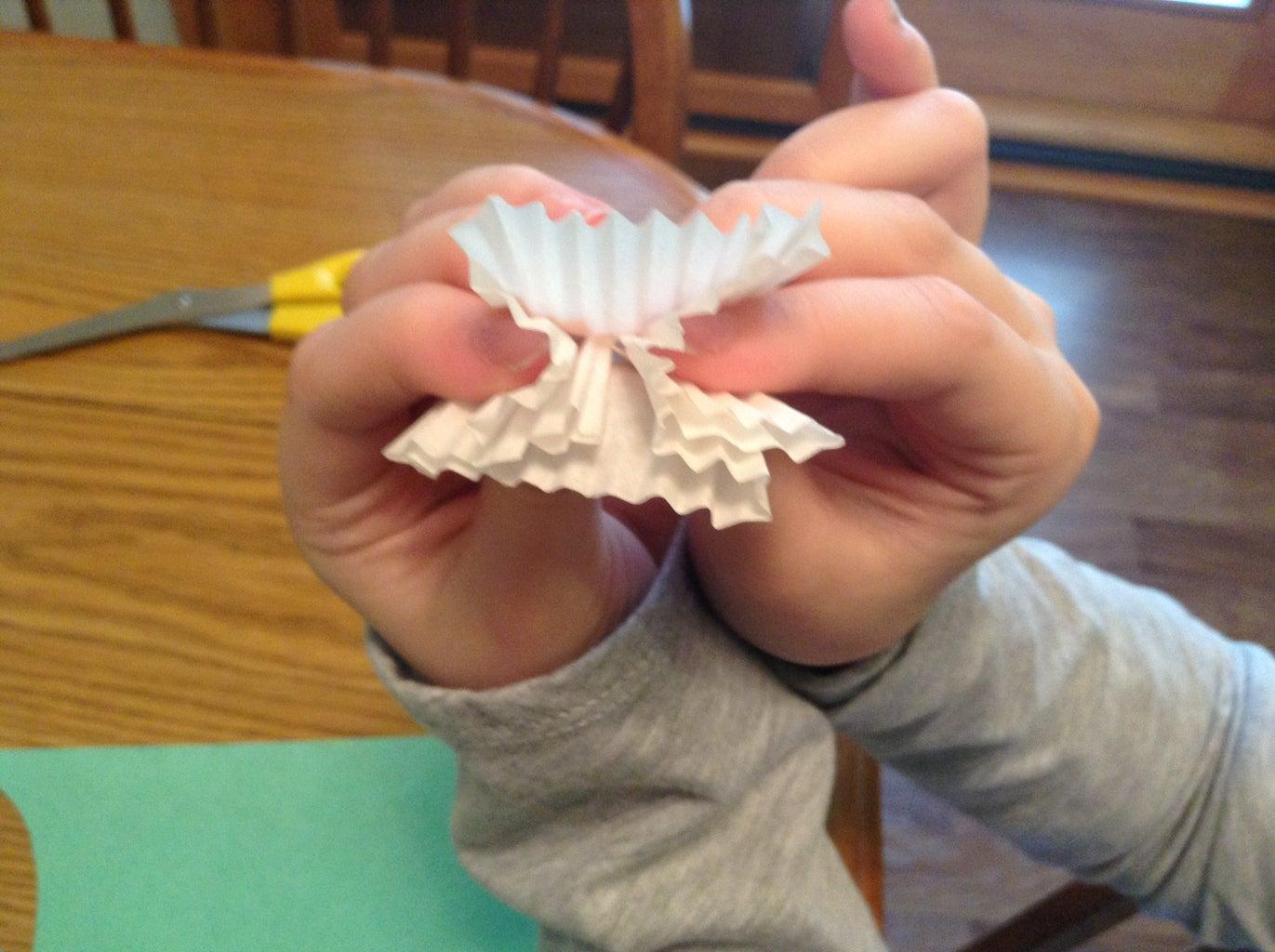 Make the Third Layer of Petals.
